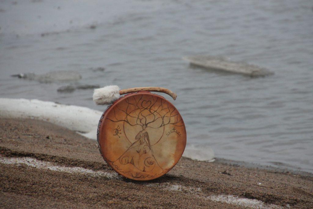 Rumpuni lempipaikassa Kalajoella