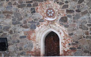 Isokyrön vanha kirkko